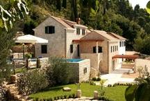 Rent the perfect Villa in Croatia / Mediterranean Villa Accommodation in Konavle near Dubrovnik Int. Airport, Croatia. A pleasant blend of modern and traditional rural lodging.