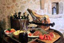 Dalmatian Gastronomy & Wine / Mediterranean (Dalmatian) Cuisine from Konavle - Local Red & White Wines...
