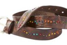 Belts / by Rich Hippie