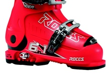 Roces Idea / The first 6-sizes extendible ski boot for kids!