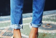 Denim To Die For / Denim is a staple for every season!