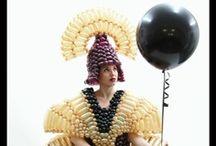 Balloon Fashion, Dresses