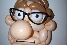 Balloon figures People, Characters