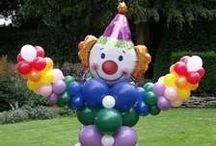 Balloon Children Birthday Parties