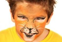 Face Painting Boys