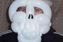 Balloon Masks