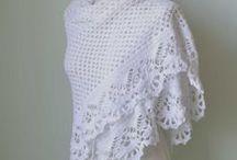 Crochet - Cowl Shrug / Scarf / Shawl / Wrap