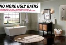 Bathroom / Coburn Supply offers a variety of quality products to complete your Bathroom remodel or new construction. www.coburns.com