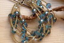 Beads Inspiration / Inspiration for making jewelry with beads