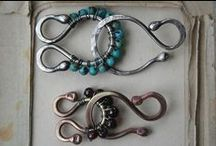 Clasps and Components / Tutorials,and tips for making handmade clasps, components, and findings
