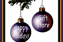Happy Holidays Gift Store 2014 / Gifts for you and your holiday shopping list from local artisans and collectors.