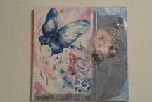Inspired & ctreative / Maria 's creations. Handmade crafts with love and inspitarion