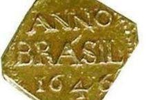 Moedas Brasileiras / Artigos sobre moedas brasileiras atuais e antigas