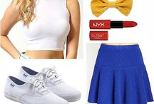 Ideas for 1989 tour/ costumes for everything