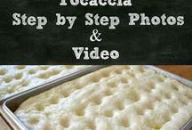 CUCINA: Impasti per pane, pizza, brioches / Pasta lievitata