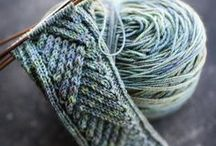 Knit and spin - practicalities / We all need a little help now and then. Honest, I knew how to do all of these. I just forgot - right?