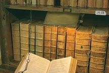 Book rooms and libraries / Havens, resources or just smply - home