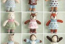 Knitting - Dolls/Toys
