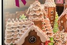 Gingerbread houses / ...and more!