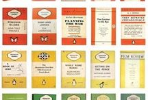 Book jackets / Minimalist and complex, typographic and illustrative, modern and vintage - a personal selection