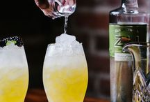 Cocktail List / Cocktail recipes ideas