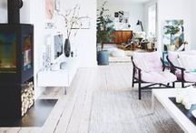Lovely interiors / by Lotte Decock