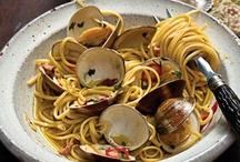italian food / dedicated to my italian grandma whose kitchen always smelled so good. / by Kathleen Vizard