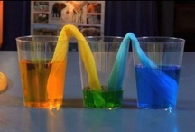 Cool Science Experiments / These are great science experiments that you can do with your child.