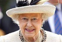 Queen Elizabeth II.......... / LONG LIVE THE QUEEN !!!! / by Autry Cammack