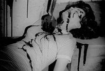 Horror: favorite genre / by Upper Class Trash