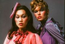 Jeanne Marc / These are some JeanneMarc clothes I photographed in San Francisco in the 1980s