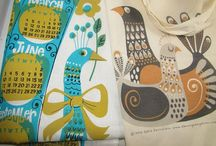 Prints for sale / Silk screens and digital prints by Galia Bernstein www.etsy.com/shop/kenguroo