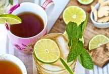 Herbal Teas / Delicious and healthy herbal teas for all seasons.