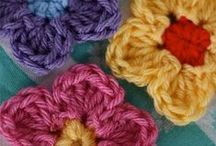 knit, crochet, sew, felt, craft / I loved knitting and crocheting with my grandmother when i was a child. When I became a mom i started doing these home arts again and incorporated felting and sewing with wool