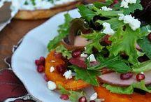 Salad / Fresh, healthy, seasonal, healing food