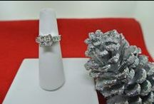 Wedding Jewelry / Engagement rings and wedding bands