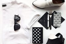 Clothes-flat lay