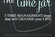 Time Management / Ways to create and s e time.