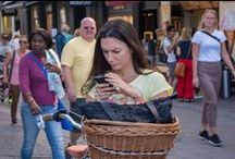Mobile Phones / People on Mobiles