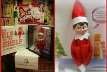 Elf on a Shelf Fun Ideas / Have some fun with your Scout Elf