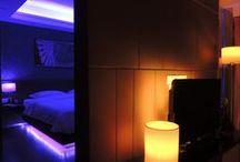 Smart Light Strip / Smart LED light strip for interior decoration. Millions of colors @ your mood.