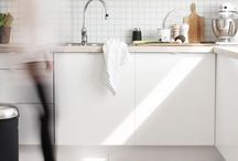 Kitchen • Interior / The heart of the house