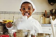 Cooking Around the World / Taking your family on a culinary adventure around the world.