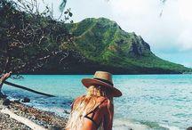 W A N D E R L U S T / Everywhere I plan to travel ✈️