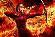 The hunger games / I love the hunger games more than I can explain