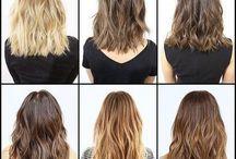 H A I R / Hair inspo.
