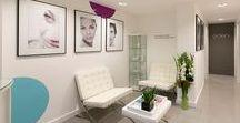 Nikki Rees | Commercial Design | Eden Skin Clinic / Nikki Rees | Interior Design | Eden Skin Clinic | Commercial Spaces | Spa | Luxury | London