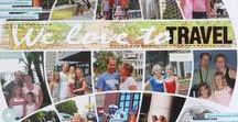 5+ photos - Scrapbooking Layout Ideas for multiple pictures