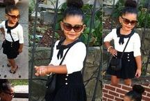 Kid's fashion / by Brooklyn Bevans