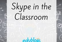 Skype in the Classroom / Using Skype in the classroom for global collaboration and authentic learning
